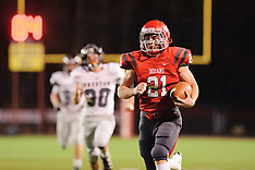11/06/15 HS Football Bridgeport vs. Preston County