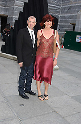 NEIL TENNANT and JANET STREET-PORTER at the Royal Academy of Arts Summer Exhibition Preview Party held at Burlington House, Piccadilly, London on 2nd June 2005<br />