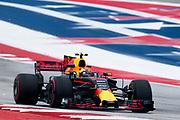October 19-22, 2017: United States Grand Prix. Max Verstappen (DEU), Red Bull Racing, RB13