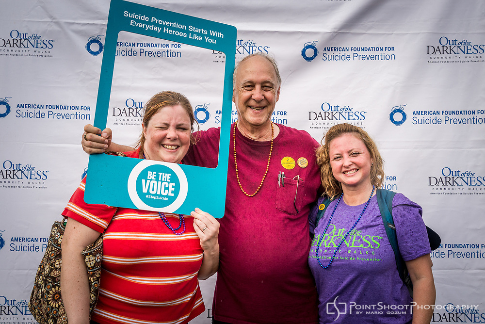 AFSP 2017 Howard County Out of the Darkness Community Walk - 10/3/17. Event photography by Mario Gozum | www.pointshootphoto.com 10/8/17 AFSP's Howard County Out of the Darkness Community Walk at Lake Elkhorn.<br /> <br /> Columbia, MD Event Photography by Mario Gozum