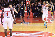 Owens Josh Jefferson Davon<br /> Grissin Bon Reggio Emilia - Virtus Roma<br /> Lega Basket Serie A 2019/2020<br /> Reggio Emilia, 29/12/2019<br /> Foto A.Giberti / Ciamillo - Castoria