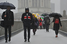 OCT 13 2014 Wet Weather in London