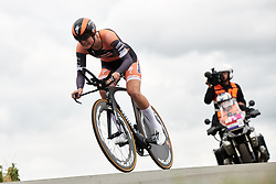 Amalie Dideriksen (DEN) at Boels Ladies Tour 2019 - Prologue, a 3.8 km individual time trial at Tom Dumoulin Bike Park, Sittard - Geleen, Netherlands on September 3, 2019. Photo by Sean Robinson/velofocus.com