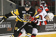 2016 OHL: OCT 29 Bulldogs at 67's
