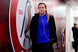 Everton Women arrives at Ashton Gate Stadium prior to kick off - Mandatory by-line: Ryan Hiscott/JMP - 17/02/2020 - FOOTBALL - Ashton Gate Stadium - Bristol, England - Bristol City Women v Everton Women - Women's FA Cup fifth round