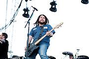 Saving Abel performing at Carolina Rebellion at Metrolina Expo in Charlotte, NC on May 7, 2011