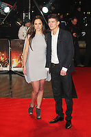 Lynsey Kraanen; Luke Campbell, A Good Day To Die Hard - UK Film Premiere, Empire Cinema Leicester Square, London UK, (Photo by Richard Goldschmidt)