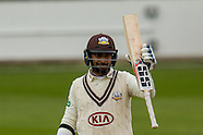 24 Apr 2016 - Surrey v Somerset, County Championship - day one