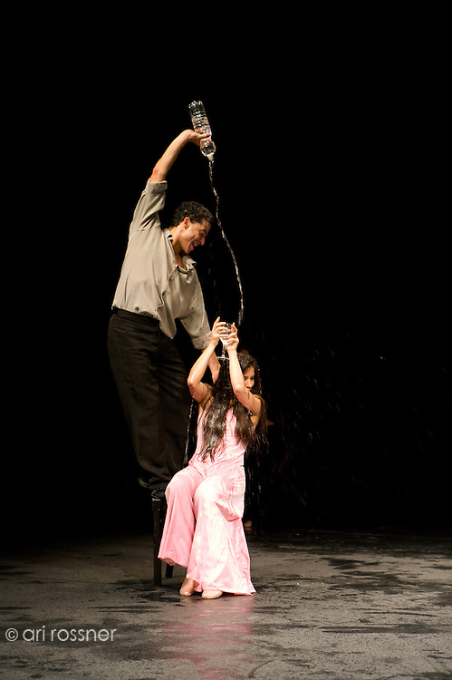 First representation of the company in Paris after Pina Bausch's death&lt;br&gt;<br /> Silvia Farias Heredia, , Fernando Suels Mendoza