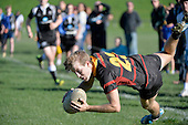 20140614 College Rugby - HVHS v Kapiti College
