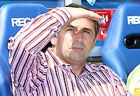 FUSSBALL  1. BUNDESLIGA  SAISON 2007/2008  Sportmanager Klaus ALLOFS (SV Werder Bremen)