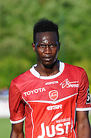 Abdoul Kabore during the Friendly match between Valenciennes and UNFP, on July 2, 2016<br /> <br /> Photo : Philippe Le Brech / Icon Sport