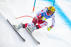 19.12.2018, Saslong, St. Christina, ITA, FIS Weltcup Ski Alpin, SuperG, Damen, im Bild Nina Ortlieb (AUT) // Nina Ortlieb of Austria in action during her run in the ladie's Super-G of FIS ski alpine world cup at the Saslong in St. Christina, Italy on 2018/12/19. EXPA Pictures © 2018, PhotoCredit: EXPA/ Johann Groder