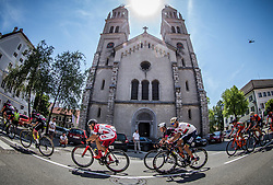 Dusan Rajovic (SRB) of KK Adria Mobil during Stage 1 of 24th Tour of Slovenia 2017 / Tour de Slovenie from Koper to Kocevje (159,4 km) cycling race on June 15, 2017 in Slovenia. Photo by Vid Ponikvar / Sportida