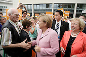 Angela Merkel in LU