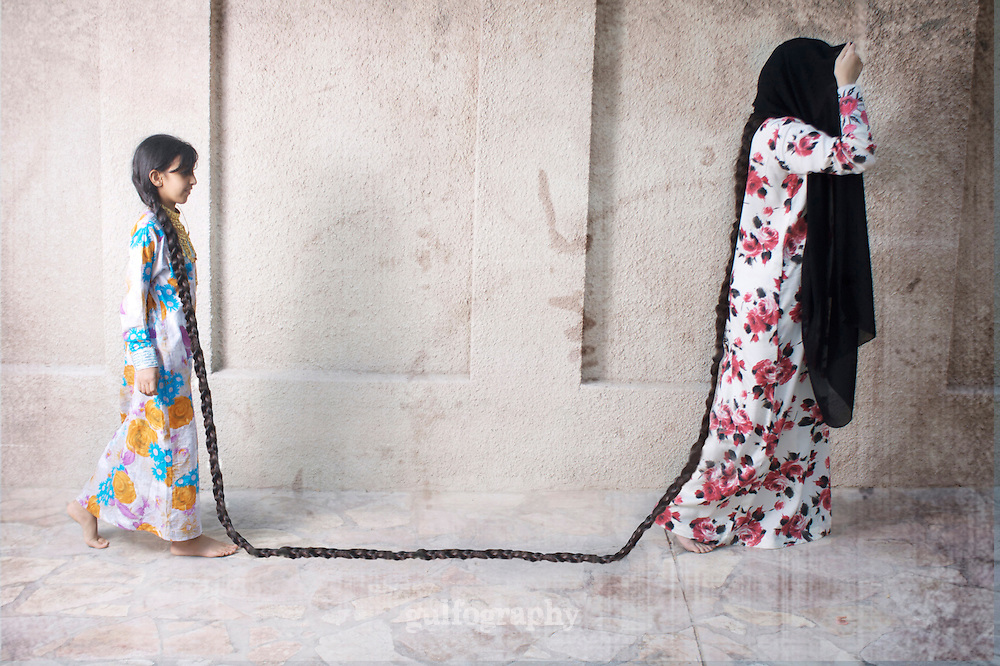&quot;Memories Left Behind&quot; by Alia Al Falasi.  <br />