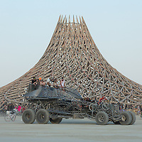 Can't remember the name of the mutant vehicle. My Burning Man 2018 Photos:<br />