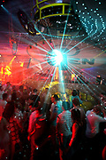 Garlands closing party at Eden, Ibiza, 2006