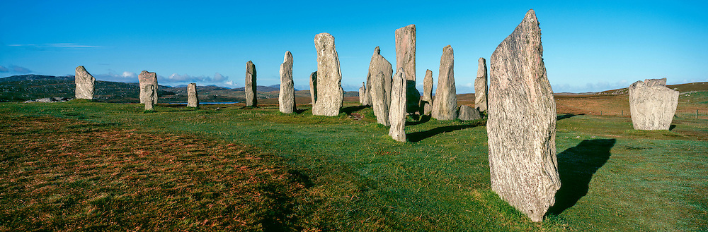 Calanais Standing Stones, Isle of Lewis, Outer Hebrides, Scotland