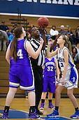 MCHS JV Girls Basketball vs Strasburg