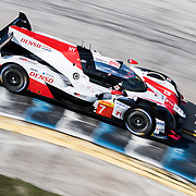 WEC pre-race testing (March 9-10, 2019)