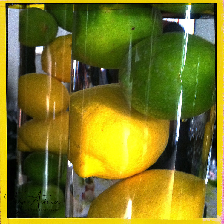 Lemons and limes - Houston, Texas