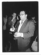 Bob Weinsten. Miramax Films Premiere. The Night We Never Met. Webster Hall.© Copyright Photograph by Dafydd Jones 66 Stockwell Park Rd. London SW9 0DA Tel 020 7733 0108 www.dafjones.com