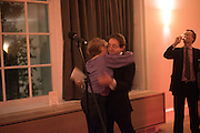 RACHEL KELLY; ANTHONY SELDON; CHARLES MARSDEN-SMEDLEY, Party to celbrate the publication of ' Walking on Sunshine' 52 Small steps to Happiness' by Rachel Kelly. RSA. London. 9 November 2015