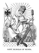 Saint Nicholas of Russia.