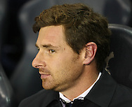 Picture by David Horn/Focus Images Ltd +44 7545 970036.28/11/2012.Andre Villas-Boas Manager of Tottenham Hotspur during the Barclays Premier League match at White Hart Lane, London.