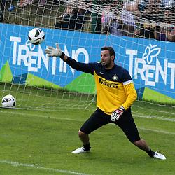20120711: ITA, Football - Samir Handanovic, new goalkeeper in Inter Milan
