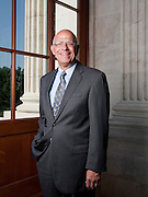 Nicholas DiMichael, General League Counsel Thompson Hine, LLP, poses for a portrait in Washington, DC, September 14, 2009.