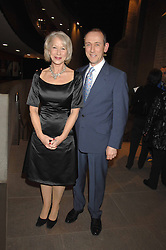 DAME HELEN MIRREN and NICHOLAS HYTNER at Fast Forward - a fund-raising party for the National Theatre held at The Roundhouse, London NW1 on 1st March 2007.<br /><br />NON EXCLUSIVE - WORLD RIGHTS