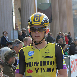 12-10-2019: Cycling: Il Lombardia: Como<br />Koen Bouwman
