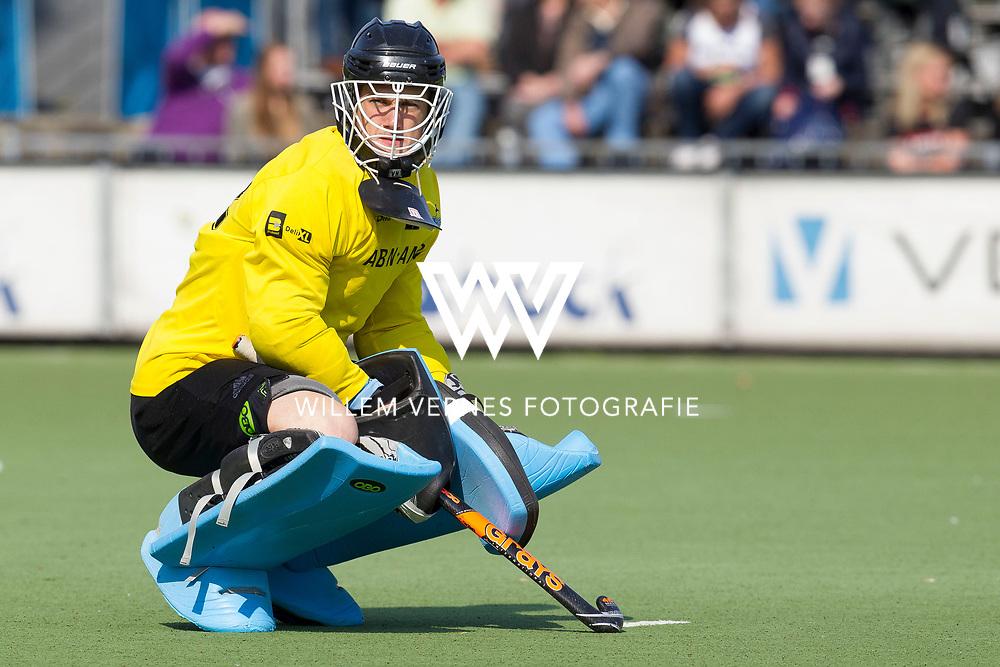 Eindhoven - OZ - HGC Heren, Hoofdklasse Hockey Heren, Seizoen 2015-2016, 01-05-2016, OZ - HGC 3-0, Sam van der Ven.