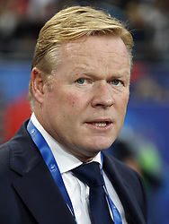 Holland coach Ronald Koeman during the UEFA Nations League A group 1 qualifying match between France and The Netherlands on September 09, 2018 at Stade de France in Saint Denis,  France