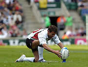 Twickenham, GREAT BRITAIN, 2004 Heineken Cup Final.  during the  London London Wasps v Toulouse, final at Twickenham on  23/05/2004  [Credit Peter Spurrier/Intersport Images]   [Mandatory Credit, Peter Spurier/ Intersport Images].
