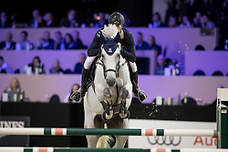 Bruggink Gert Jan, NED, Connelly 2<br /> Jumping Indoor Maastricht 2016<br /> © Hippo Foto - Dirk Caremans<br /> 12/11/2016