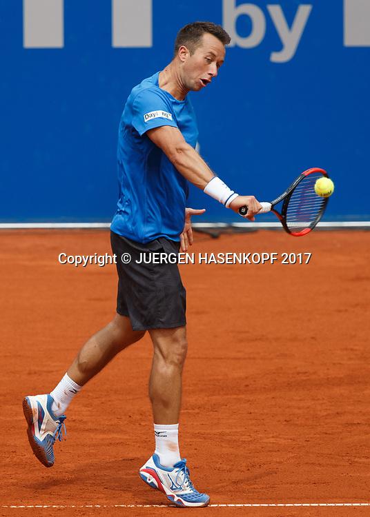 PHILIPP KOHLSCHREIBER (GER)<br /> <br /> Tennis - BMW Open 2017 -  ATP  -  MTTC Iphitos - Munich -  - Germany  - 4 May 2017.