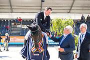 Thomas Mertens - Blom's Kiek'n<br /> KWPN Kampioenschappen 2017<br /> © DigiShots