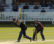 2005 Totesport League, Middlesex Crusader vs Hampshire Hawks at Lords, ENGLAND, 15.05.2005, Simon Katich.Photo  Peter Spurrier. .email images@intersport-images...