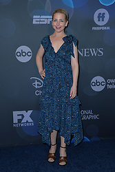 May 14, 2019 - New York, NY, USA - May 14, 2019  New York City..Alicia Goranson attending Walt Disney Television Upfront presentation party arrivals at Tavern on the Green on May 14, 2019 in New York City. (Credit Image: © Kristin Callahan/Ace Pictures via ZUMA Press)