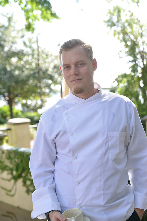Saltus Grill in Beaufort, South Carolina and chef Brian Waters.