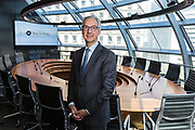 Macquarie Group FY 18 Result Announcement. Photos show Nicholas Moore, CEO Macquarie Group,50 Martin Place, Sydney.