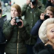 NLD/Zeist/20190430 - Inloop verjaardag Pieter Van Vollenhoven, Beatrix