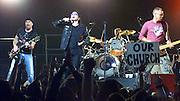 U2 performs in Miami. 2000