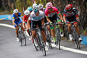 Gianni Moscon (ITA - Team Sky) during the Tour of Guangxi 2018, stage 4 cycling race, Nanning - Nongla Scenic Area (152,2 km) on October 19, 2018 in Nongla, China - Photo Luca Bettini / BettiniPhoto / ProSportsImages / DPPI