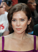 LONDON - JUNE 18: Anna Friel attends the Gala Premiere of 'The Amazing Spider-Man', Leicester Square Gardens, London, UK. June 18, 2012. (Photo by Richard Goldschmidt)