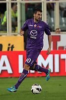 """Nenad Tomovic Fiorentina<br /> Firenze 25/09/2012 Stadio """"Franchi""""<br /> Football Calcio Serie A 2012/13<br /> Fiorentina v Juventus<br /> Foto Insidefoto Paolo Nucci"""