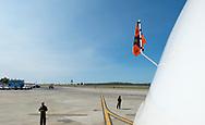 de kbx  het vliegtuig van de koning en de nederlandse regering in actie tijdens officiele bezoeken ,